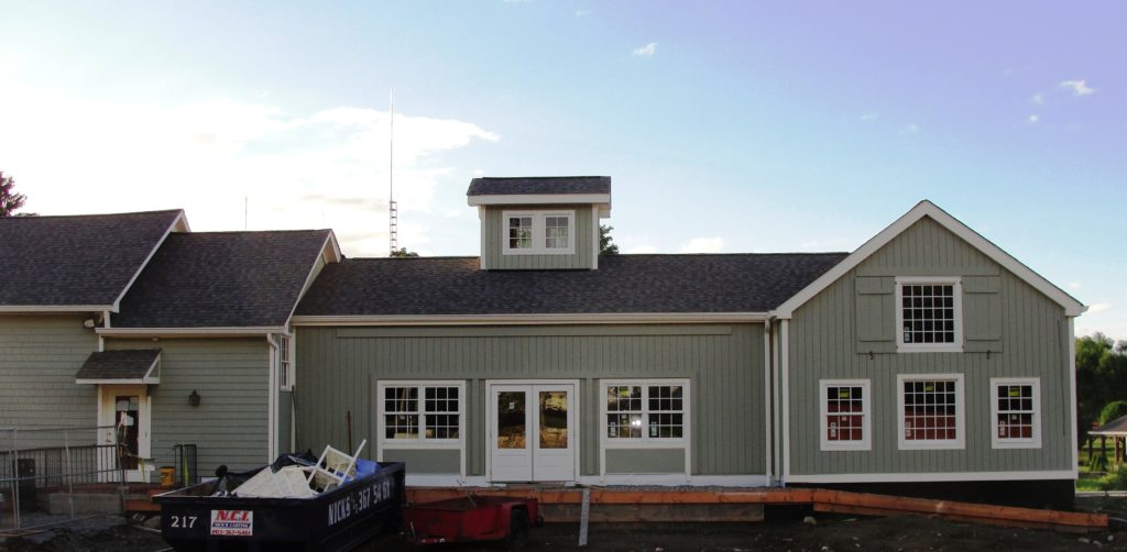 Commercial Addition to Store