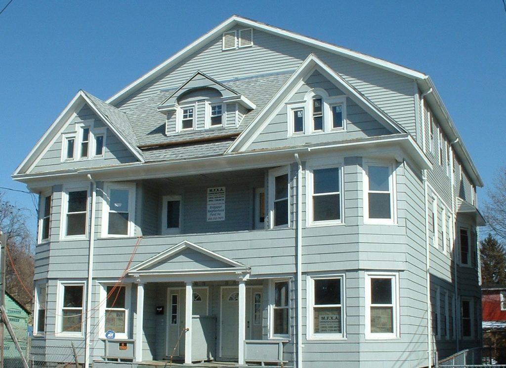Multi Family Residence Restoration